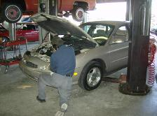 Ford Taurus Repair